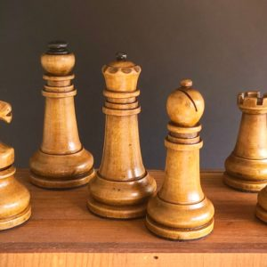 The Imperials Chess Set White Pieces