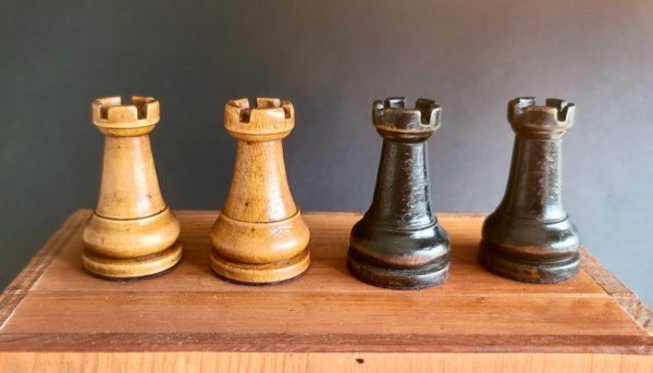 The Imperials Chess Set Rooks