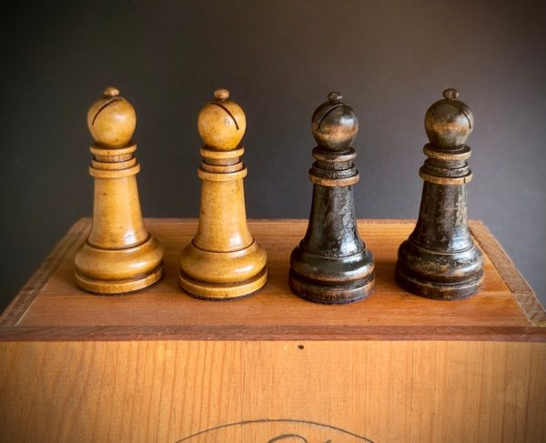 The Imperials Chess Set Bishops
