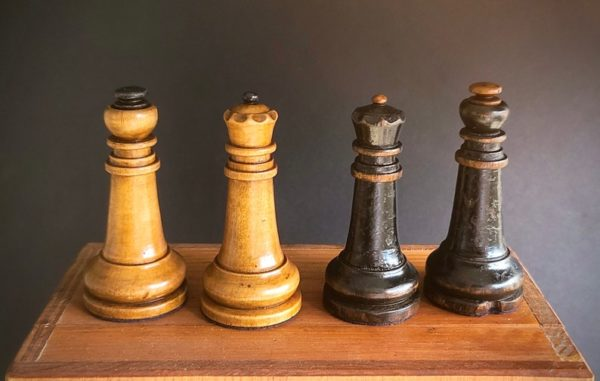 The Imperials Chess Set Kings and Queens